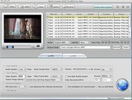 WinX Convert DVD to MOV for Mac screenshot